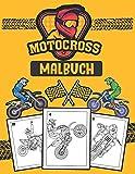 Motocross Malbuch: Tolles Buch für Kleine Kinder mit Motorrädern, motocross ,Spaß lernen und Malbuch für Kinder, beste Weihnachtsgeschenk für Kinder.Motorrad Malvorlagen für Kinder und Jugendliche