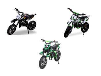 Kinder Cross Motorrad